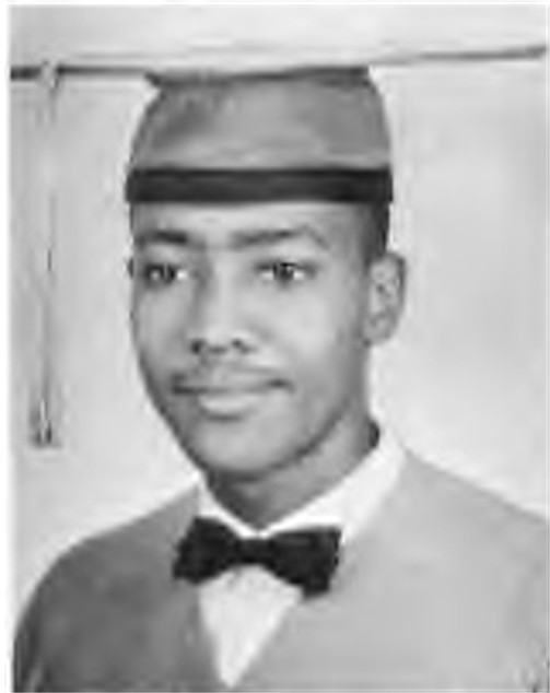 Leroy Brown, Sr. High School Graduation Picture