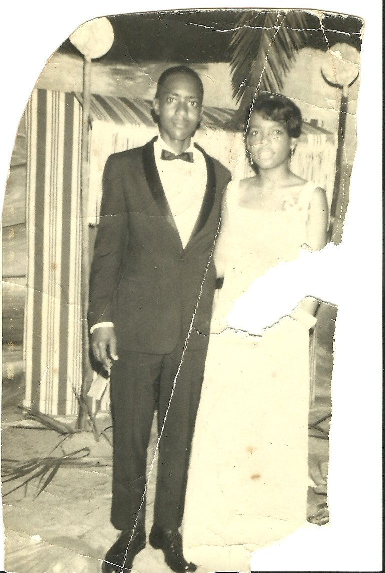Leroy Brown, Sr. Prom